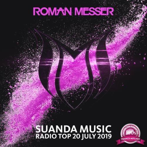 Suanda Music: Suanda Music Radio Top 20 (July 2019) (2019)