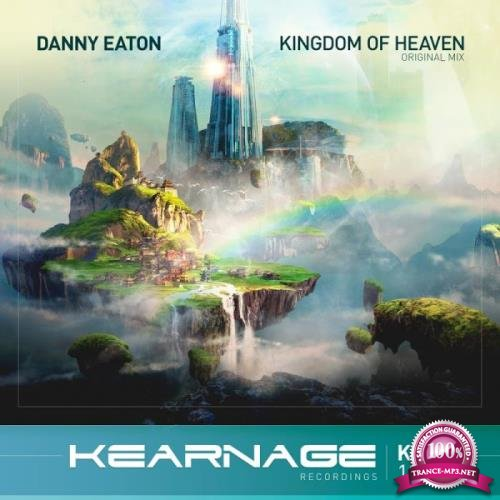 Danny Eaton - Kingdom Of Heaven (2019)