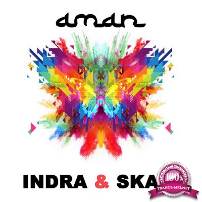 Indra & Skazi - Aman (Single) (2019)