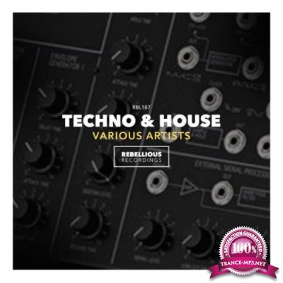 Rebellious: Techno & House (2019)