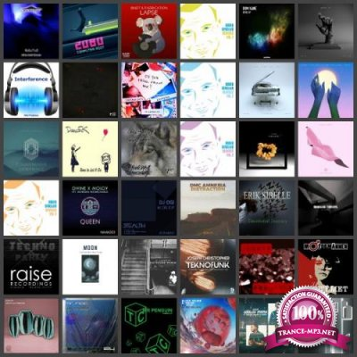 Beatport Music Releases Pack 1040 (2019)