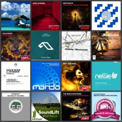 Flac Music Collection Pack 012 - Trance (2003-2019)