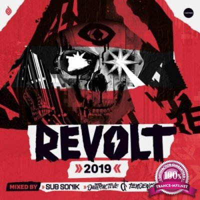 Sub Sonik, Destructive Tendencies & O.B.I - Revolt 2019 (2019) 320kbps