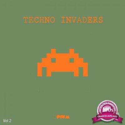 Techno Invaders, Vol. 2 (2019)