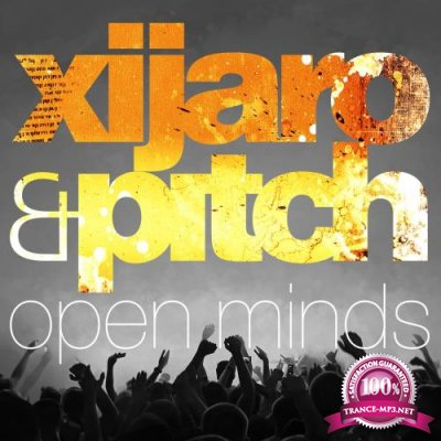 XiJaro & Pitch - Open Minds 095 (2019-06-10)