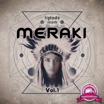 VA - Meraki Vol.1 (2019)