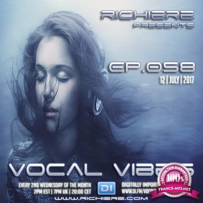 Richiere - Vocal Vibes 080 (2019-06-12)