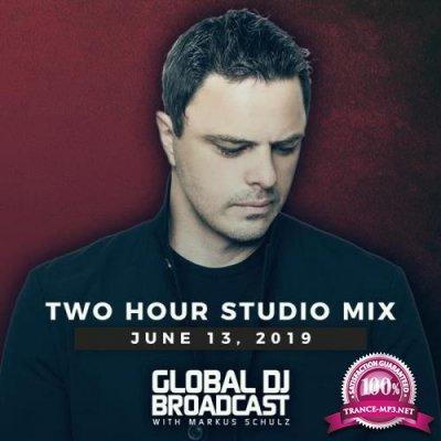 Markus Schulz - Global DJ Broadcast (2019-06-13) 2 Hour Mix