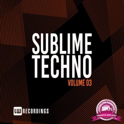 Sublime Techno, Vol. 03 (2019)