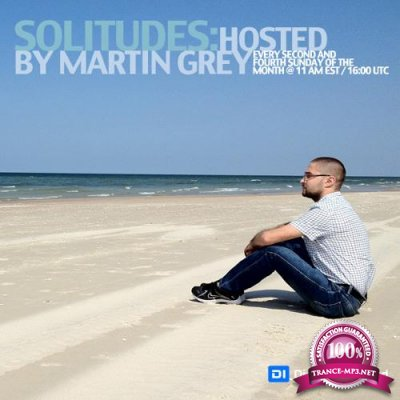 Martin Grey - Solitudes Episode 169 (2019-06-14)
