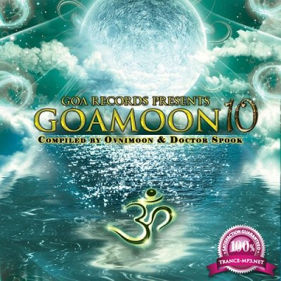 Goa Moon Vol.10 (Compiled by Ovnimoon & Doctor Spook) (2019)