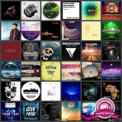Beatport Music Releases Pack 1076 (2019)