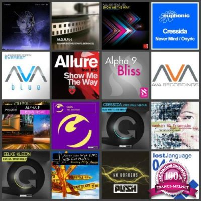 Flac Music Collection Pack 014 - Trance (2002-2019)