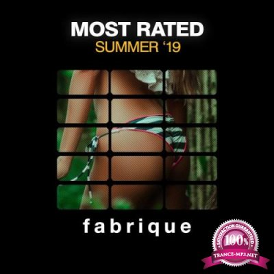 Fabrique Recordings - Most Rated Summer '19 (2019)