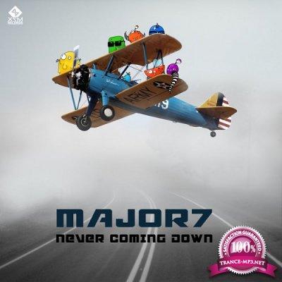 Major7 - Never Coming Down (Single) (2019)