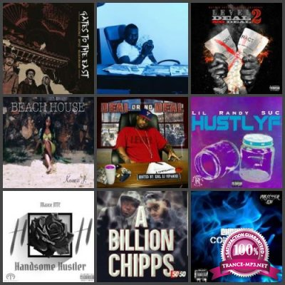 Rap Music Collection Pack 059 (2019)