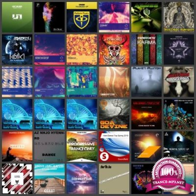 Fresh Trance Releases 170 (2019)