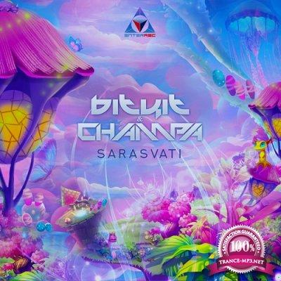 Bitkit & Champa - Sarasvati (Single) (2019)