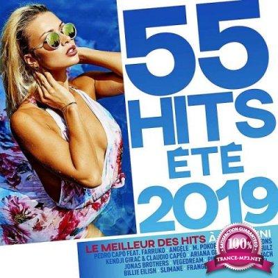 55 Hits Ete 2019 (2019)