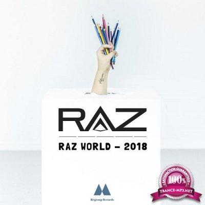 Raz - Raz World 2018 (2019)