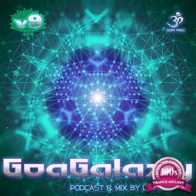 VA - Goa Galaxy v9 (DJ Acid Mix) (2019)