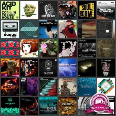 Beatport Music Releases Pack 1095 (2019)