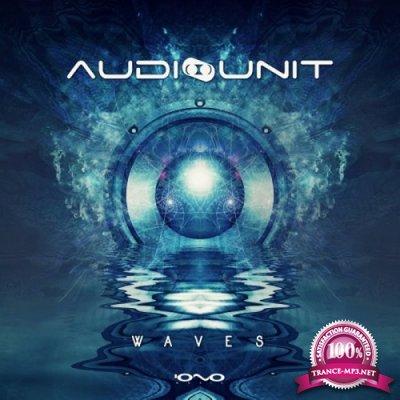 AudioUnit - Waves EP (2019)