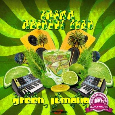 Fasma & Absolut Zero - Green Lemonade EP (2019)