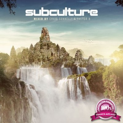 Subculture (Mixed by Craig Connelly & Factor B) (2019) FLAC