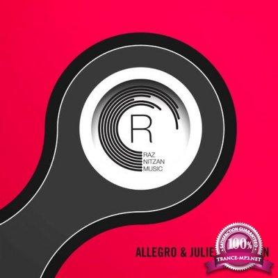 Allegro & Julie Thompson - More & More (2019)