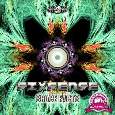 Sixsense - Space Facts EP (2019)