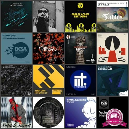 Beatport Music Releases Pack 1119 (2019)