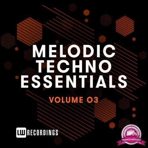 Melodic Techno Essentials, Vol. 03 (2019)
