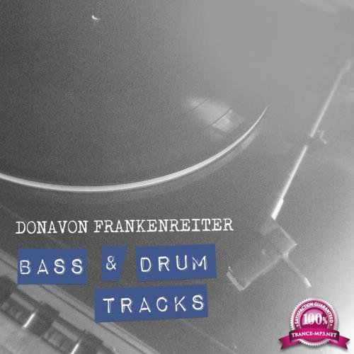 Donavon Frankenreiter - Bass & Drum Tracks (2019)