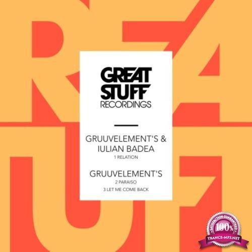 GruuvElements - Relation EP (2019)