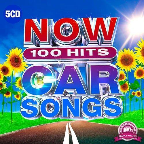 NOW 100 Hits Car Songs (5CD) (2019) FLAC