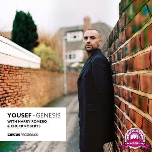 Yousef with Harry Romero & Chuck Roberts - Genesis (2019)