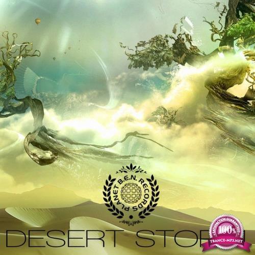 Planet BEN Recordings Germany - Desert Storm (2019)