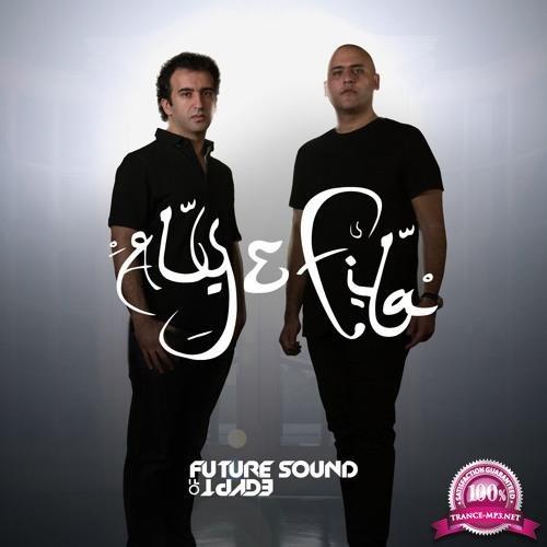 Aly & Fila - Future Sound of Egypt 607 (2019-07-17) (John '00' Fleming Takeover)