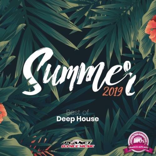 Planet Dance Music - Summer 2019: Best of Deep House (2019)