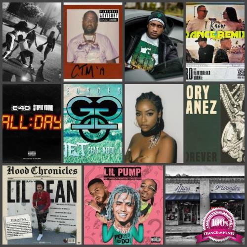 Rap Music Collection Pack 062 (2019)