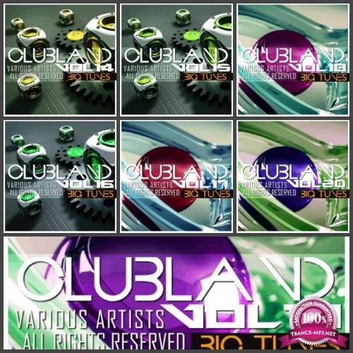 Big Tunes - Clubland, Vol. 14-20 (2019)