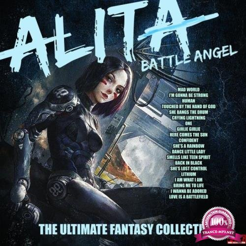 Alita Battle Angel The: Ultimate Fantasy Collection - OST (2019)