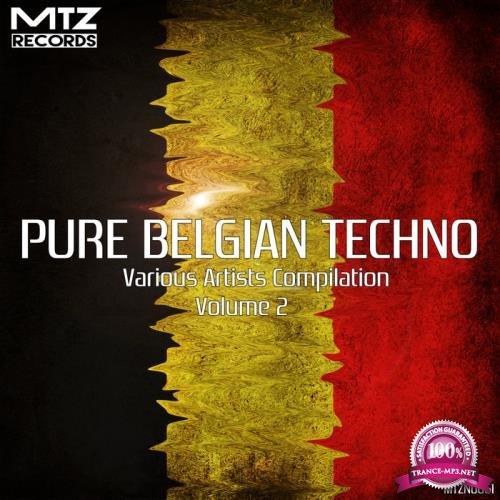 Pure Belgian Techno 2 (2019)
