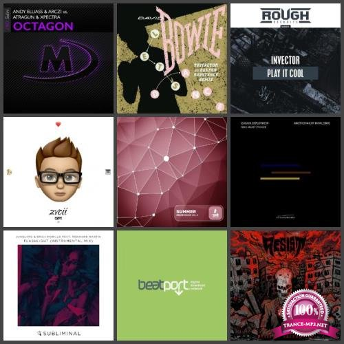 Beatport Music Releases Pack 1155 (2019)