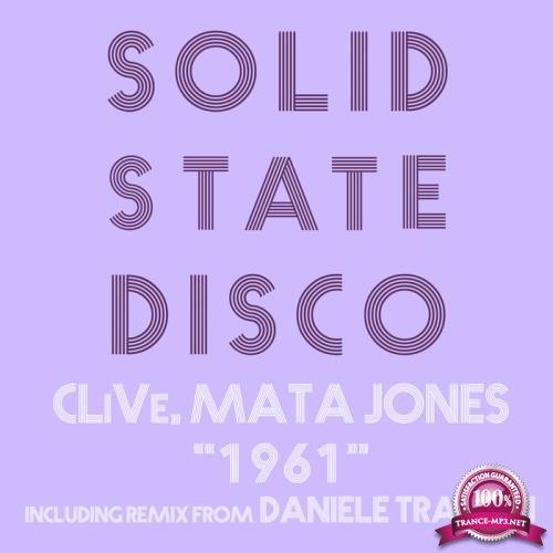 Mata Jones - 1961 (2019)