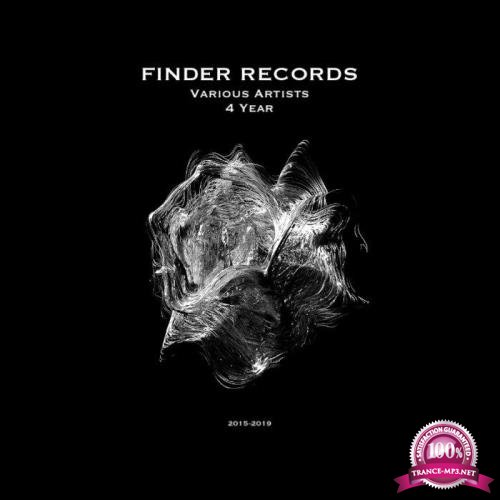 Finder - Finder Records 4 Year (2019)