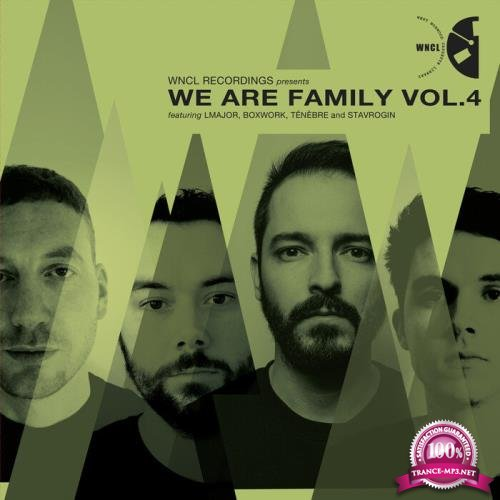 We Are Family, Vol. 4 (2019)