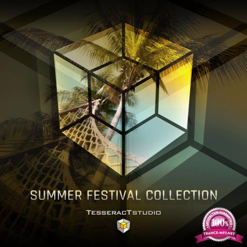 Tesseractstudio: Summer Festival Collection (2019)