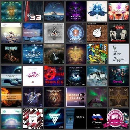 Fresh Trance Releases 182 (2019)